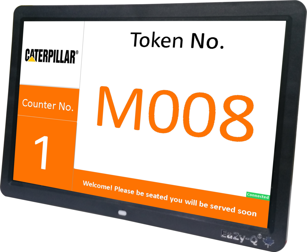 token management system
