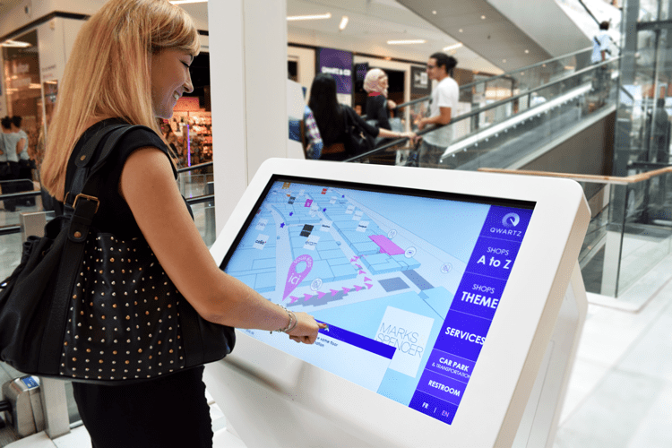 EaZy-Q | Queue System |Digital Signage |Information Kiosk
