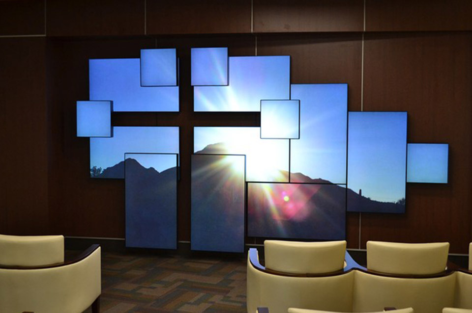 centralized digital signage