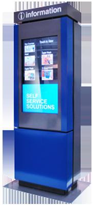 information kiosk smart matrix. Black Bedroom Furniture Sets. Home Design Ideas