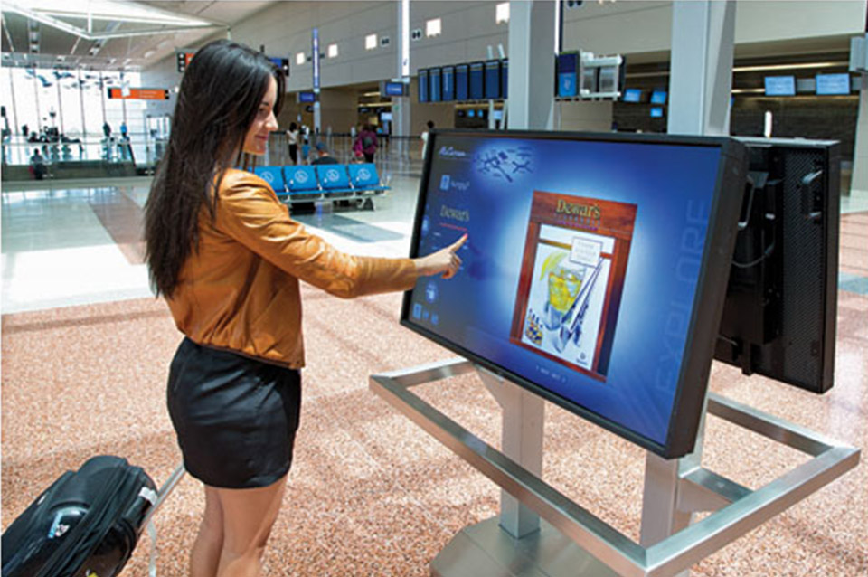 information-kiosk - system
