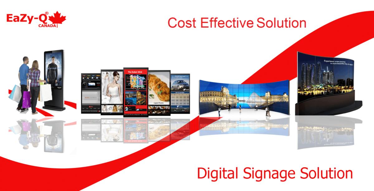 digital signage vendor