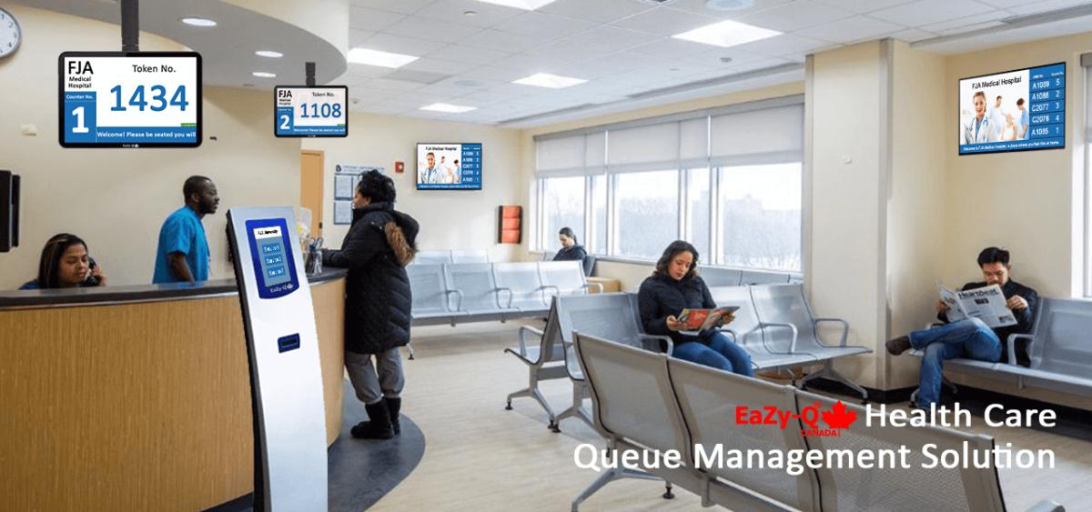 patients waiting management system
