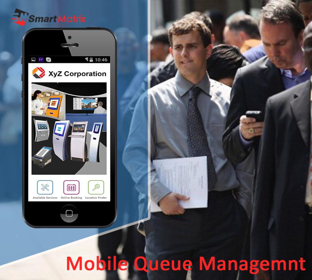 queue management app