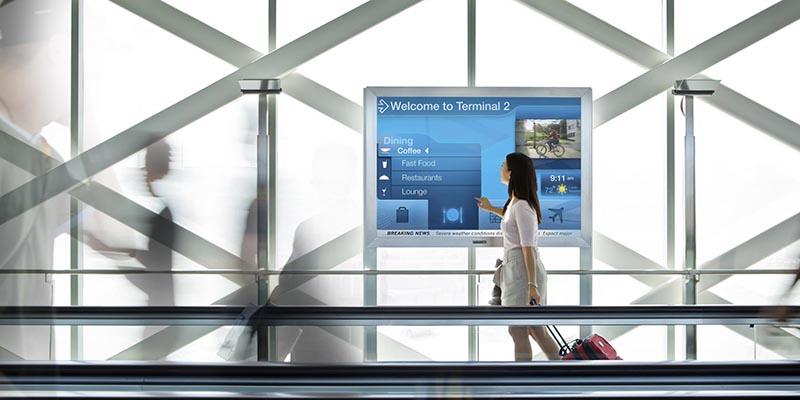online digital signage